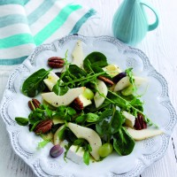 PEAR BRIE SALAD copy